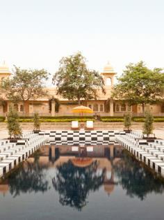 The Oberoi Udaivilas, Rajasthan, India