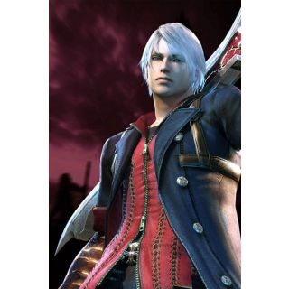 Devil May Cry 4 Nero Cosplay Costume--CosplayDeal.com