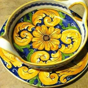 Sicilian Art Pottery