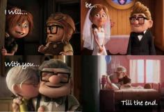 Up - cutest movie ever