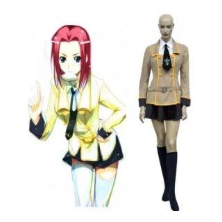 Code Geass Uniform Cosplay Costume