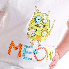 Kids Crafts Idea - shirt looks gr8
