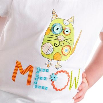 Kids Crafts Idea - shirt looks gr8