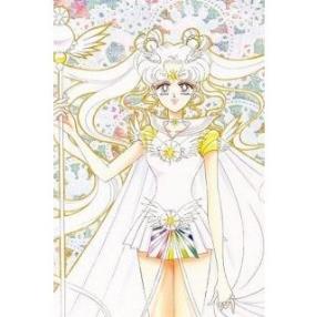 Sailor Moon Tsukino Usagi Sailor Moon Silver Long Cosplay Wig--CosplayDeal.com