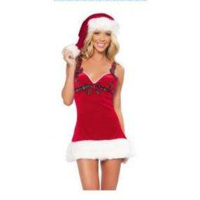 High Quality Sweetheart Women Christmas Costume