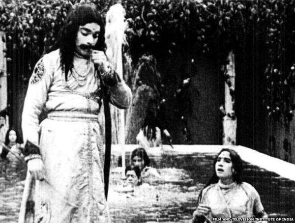 Indian cinema began 100 years ago when Dhundiraj Govind Phalke's black-and-white silent film Raja Harischandra was screened in Mumbai on 3 May, 1913.