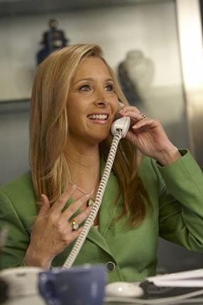 Lisa Kudrow as Fiona Wallice on Web Therapy.