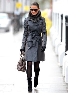 Pippa Middleton's Fabulous Fall Style