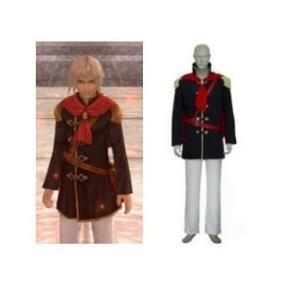 Final Fantasy Type-0 Rubrum Magic School Uniform Cosplay Costume
